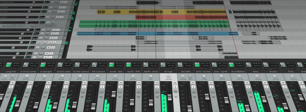 DAW [Programas gratuitos e pagos para produzir música em casa, parte1]