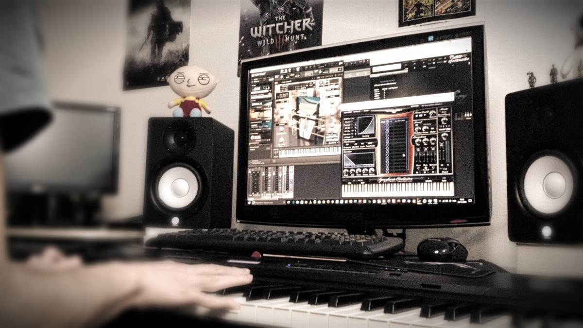 Samplers gratuitos e pagos para produzir música emcasa
