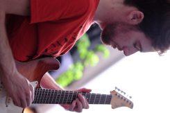 Guitarra (Foto: Fernanda Almeida)