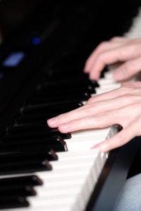 Piano (Foto: Fernanda Almeida)