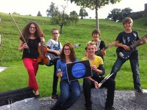 Estudantes de Música