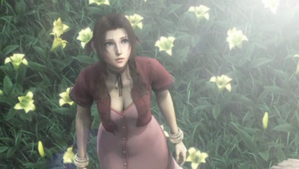 Aeris no spin-off Crisis Core