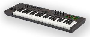 Controlador MIDI Impact LX 49+, da fabricante Nektar (foto: divulgação)