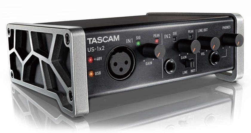 Tascam E MIDI USB US-1x2