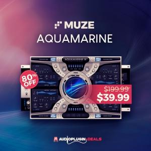 Muze - Aquamarine
